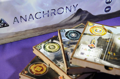 anachrony boardgame paths and colors