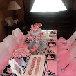 IDEAS DE UNA MESA GLAM PARIS PARA UN CUMPLE DE BARBIE PRINCESS!♥♥