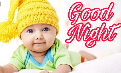 cute baby good night image pics photo hd free