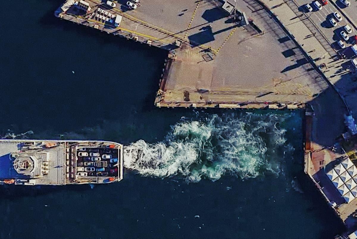 Ferry Traffic in İstanbul | Einfach mal ein entspanntes Video ^^