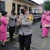 Kunjungan kerja Kapolda Sulsel di Polres Soppeng