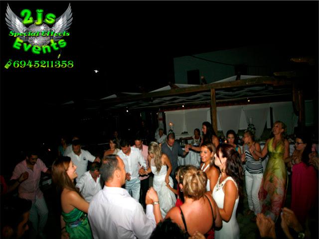 ΓΑΜΟΣ ΣΥΡΟΣ DJ ΓΛΕΝΤΙ ΤΡΑΓΟΥΔΙΑ SYROS2JS EVENTS