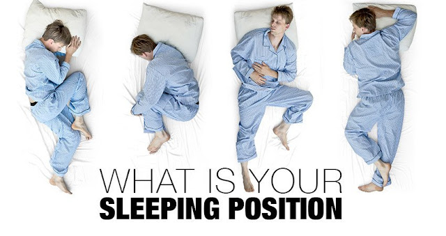 Sleeping Positions and Their Meaning About Personality and Effects To Your Health