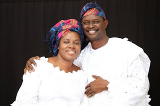 I thank God that all the Sisters I approached previously turned down my Proposals – Mike Bamiloye writes as he celebrates his wife Gloria who turns 56 years old