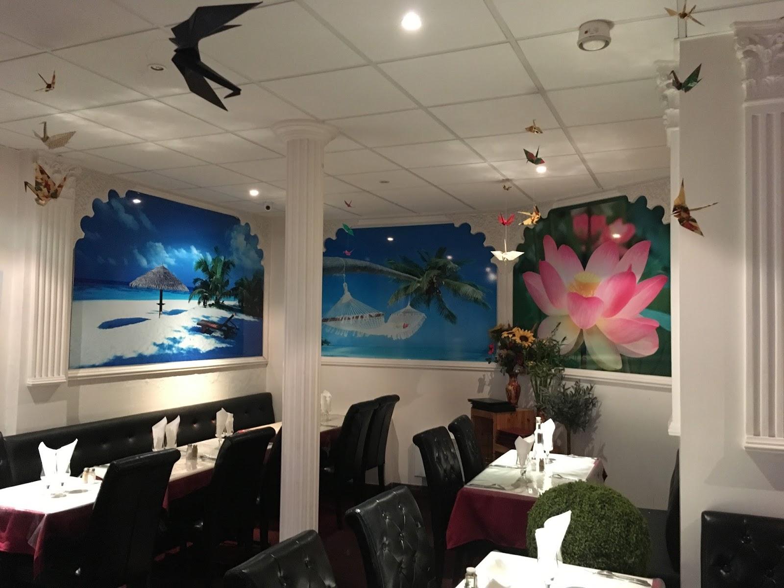 Manunews Origami Au Restaurant Le Kirn