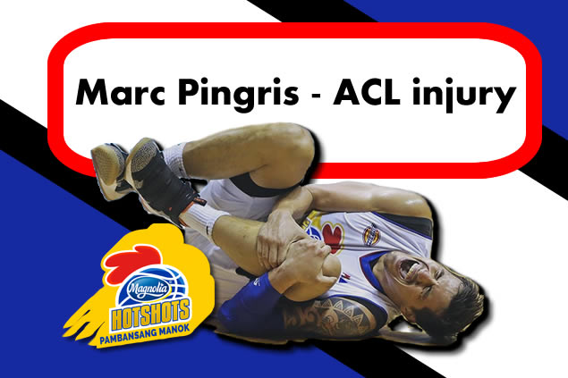List of injured 3 players for Magnolia Hotshots SEMIS vs NLEX