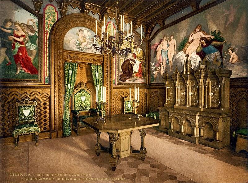 Luxury Life Design Neuschwanstein Cinderella Castle