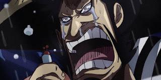 "One Piece Manga 975 ""Kinemon's plan"" review"