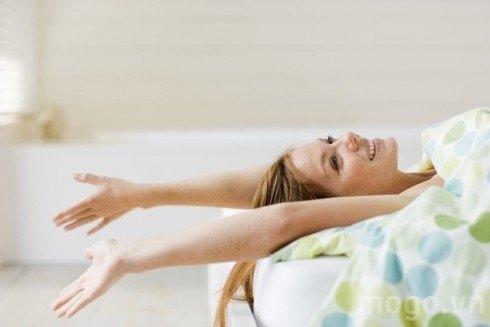 5 phút mỗi tối trước khi ngủ để bụng sạch bóng mỡ thừa