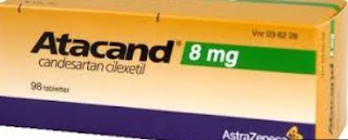 ATACAND 8 mg