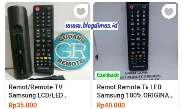 Kode Remot TV Samsung Tabung LED Beserta Panduan Setting