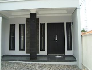 Koleksi Teras Rumah Minimalis Sederhana Nampak Elegan
