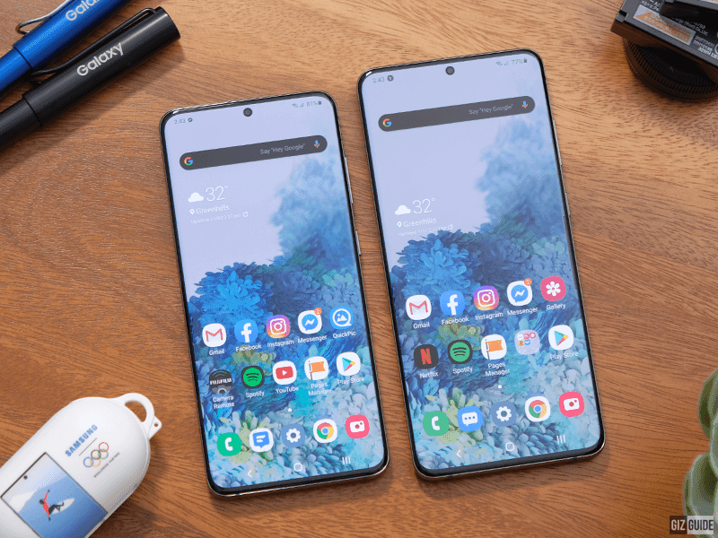 Samsung Galaxy S20, S20+ Review - the practical picks
