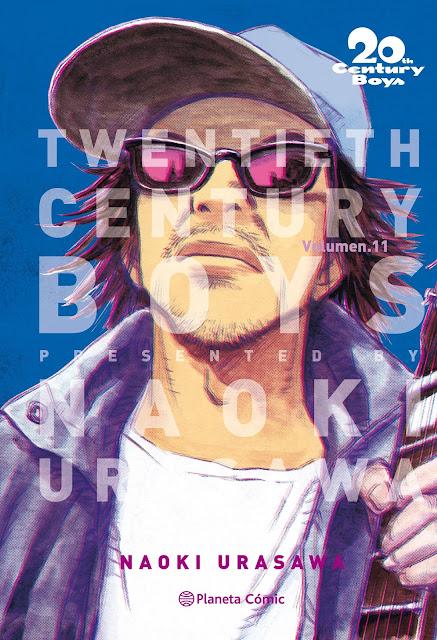 Reseña de 20th Century Boys Kanzenban vol.11 de Naoki Urasawa - Planeta Cómic