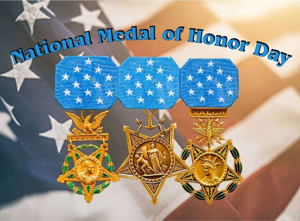 National Medal of Honor Day Wishes Lovely Pics