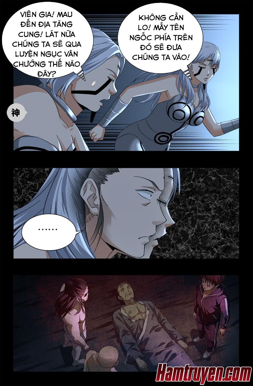 Huyết Ma Nhân Chapter 497 video - Hamtruyen.vn
