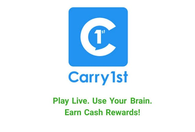 Carry1st trivia app review - stay away from this massive waste of time