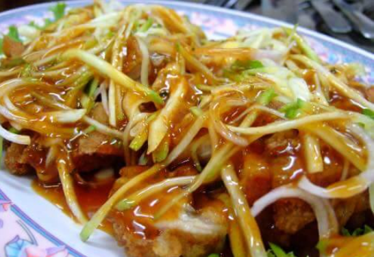 Resipi Ayam Mangga