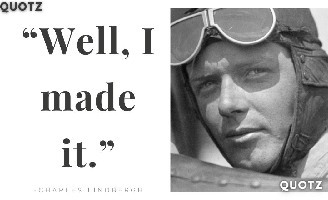 BEST 20+ QUOTES BY CHARLES LINDBERGH WITH QUOTES IMAGES