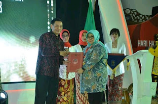 Batanghari Raih Penghargaan Kabupaten Peduli HAM dari Kemenkumham