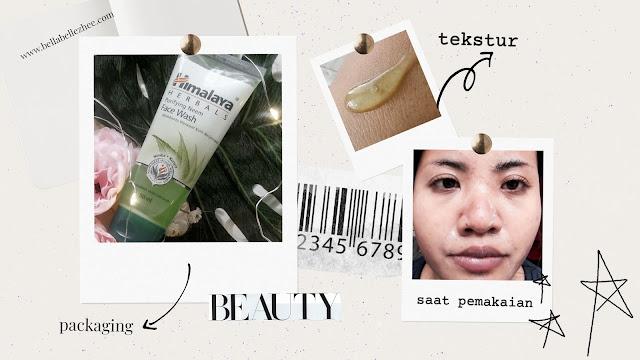 Facial wash herbal