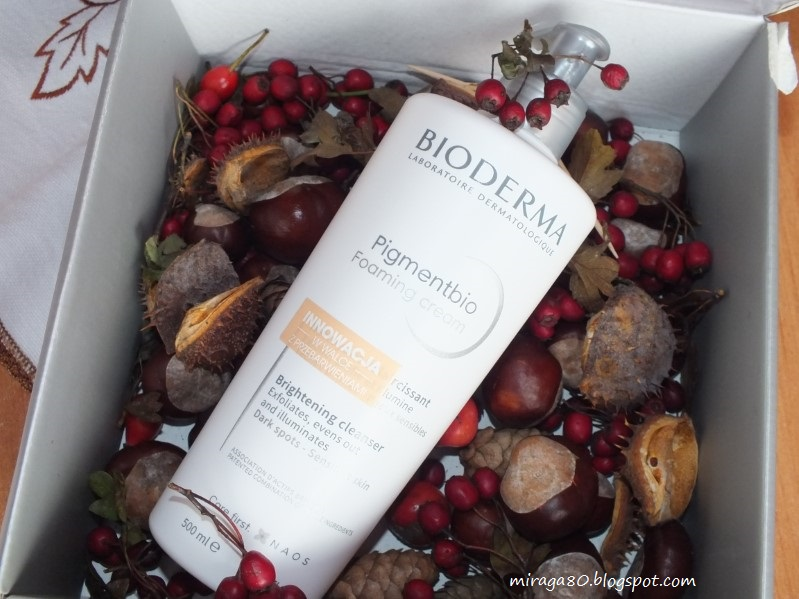Pigmentbio Foaming cream Bioderma