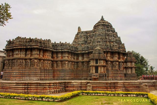 Sri Lakshmi Narayana Temple, Hosaholalu