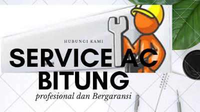 SERVICE AC DI BITUNG