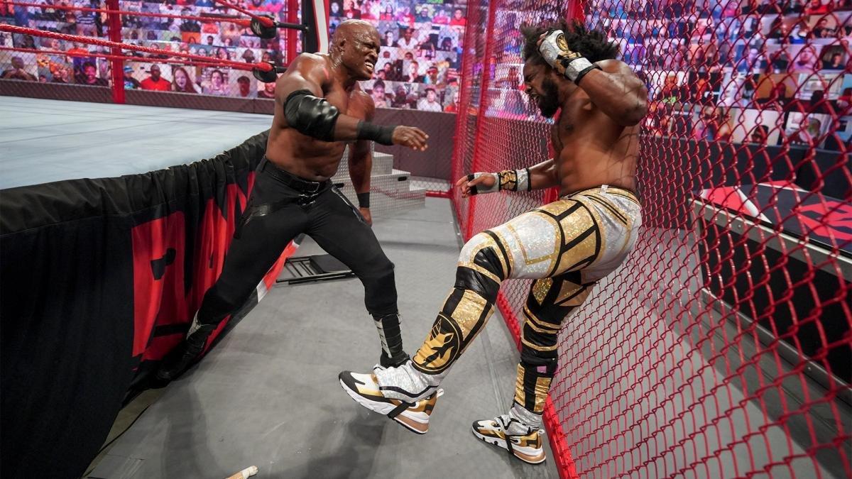 Real motivo para a WWE ter realizado uma Hell in a Cell Match no RAW