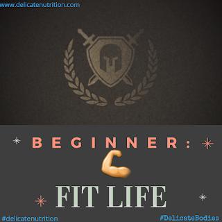 @DelicateNutrition - Superior Fitness & Health Knowledge