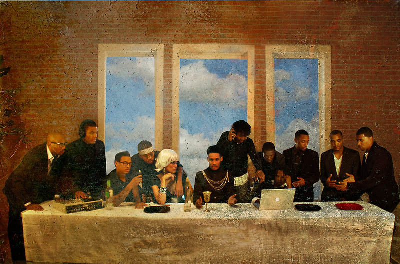 The Last Supper by Thomas Dodd