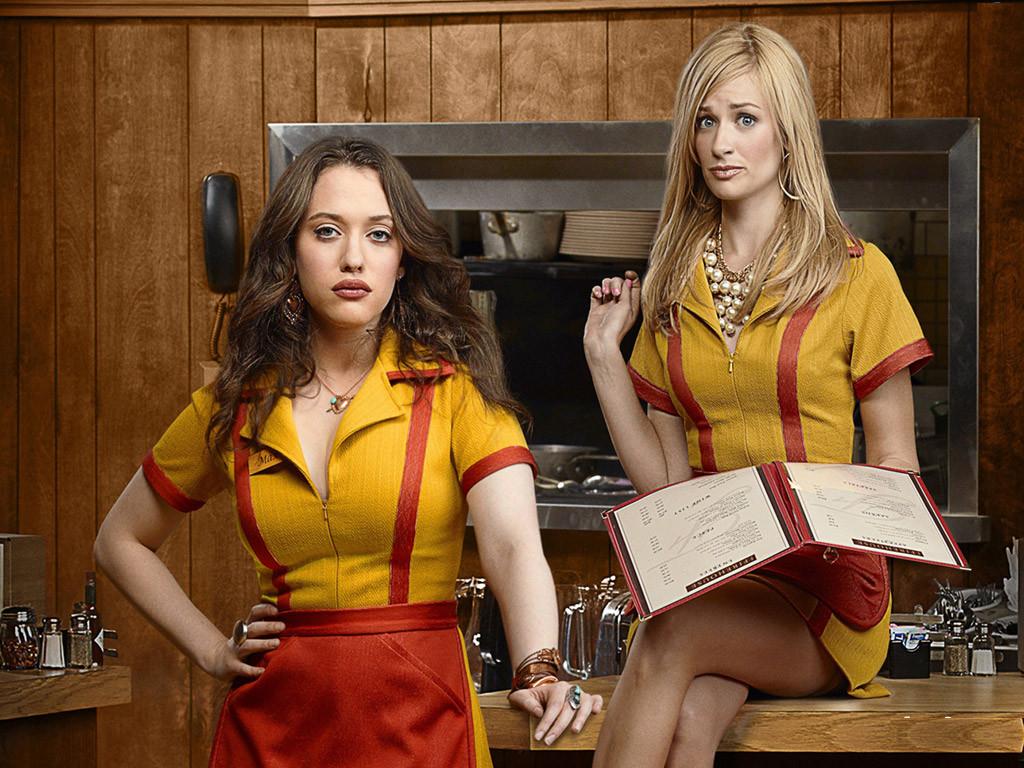 2 Broke Girls - 5ª Temporada [Dublado - DOWNLOAD]