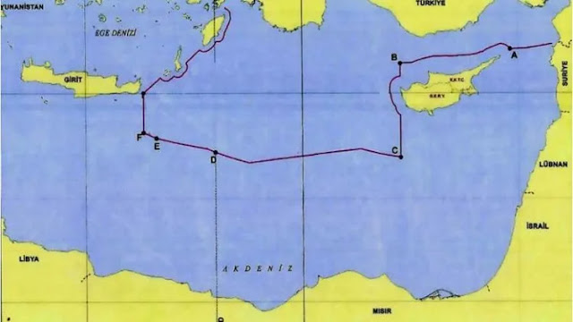 OHE: Βλέπουμε εδαφική διένεξη ανάμεσα σε Ελλάδα και Τουρκία