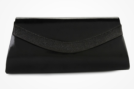 Brian and Joanne Niaz Clutch Bag