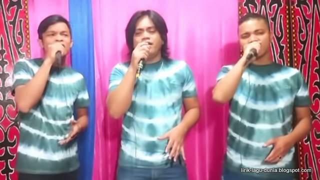 Lirik Lagu Tataring Parapian - Nagabe Trio