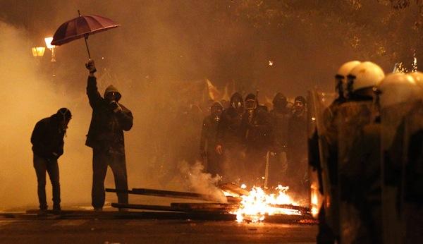 """Η Αριστερά, """"μήτρα"""" της τρομοκρατίας στην Ελλάδα..."""