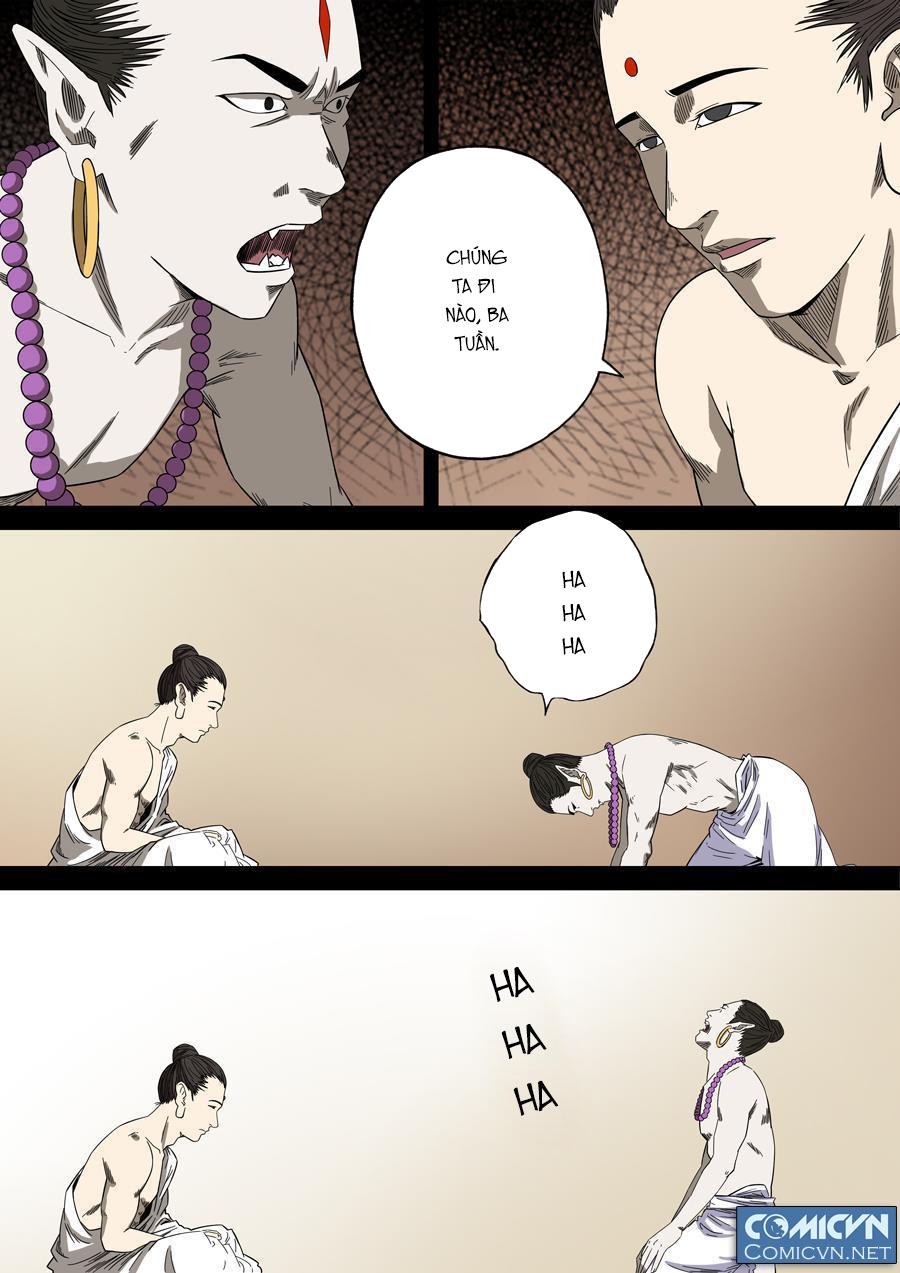 Đệ Lục Thiên Ma Vương Chap 56 - Trang 23