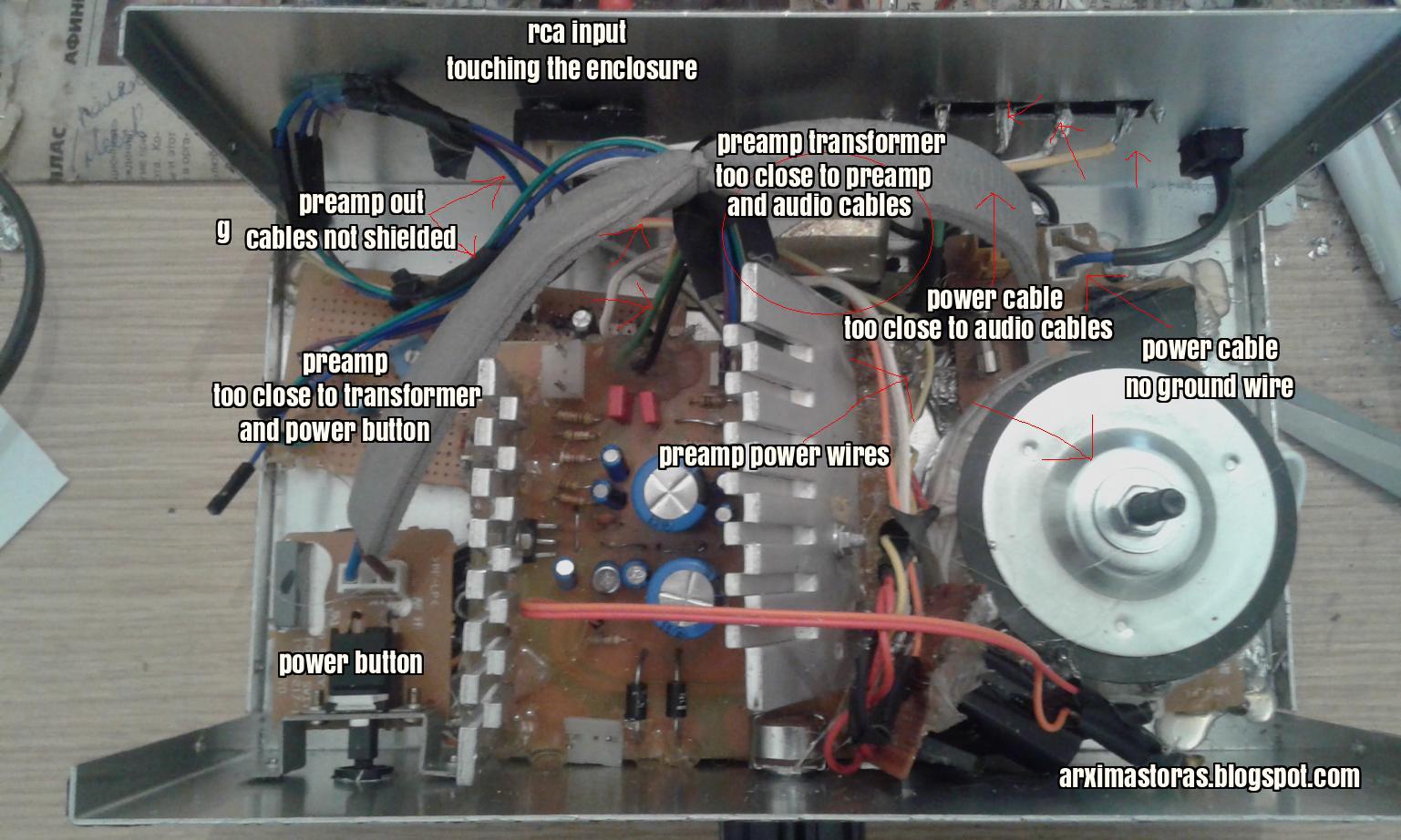 Image Result For Diy Amplifier Huma
