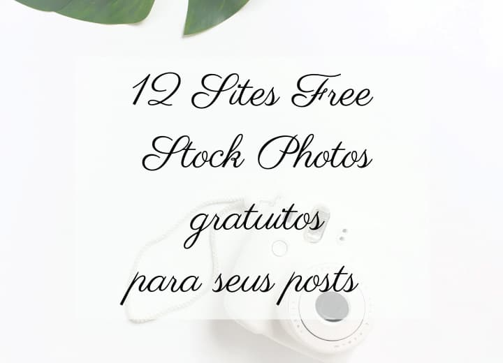 12 sites free stock fotos gratuitos