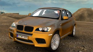BMW X6 car mod 3.4