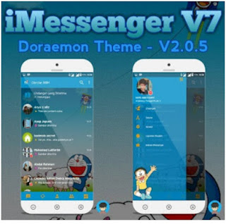 BBM Mod iMessenger V7- Base Official 3.0.1.25 Apk For Android