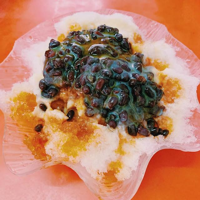 小琉球美食-花媽冰店