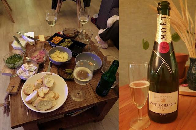 Oud & Nieuw MOËT Champagne