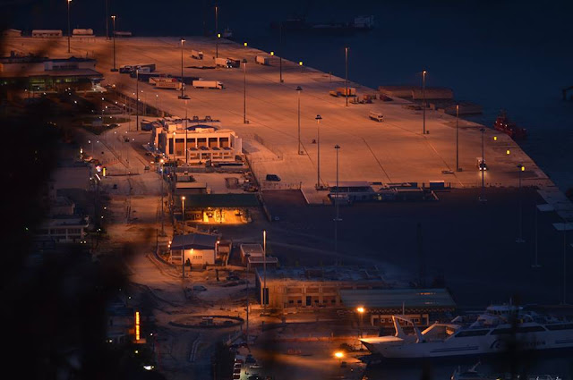 Συλλήψεις αλλοδαπών στο λιμάνι της Ηγουμενίτσας