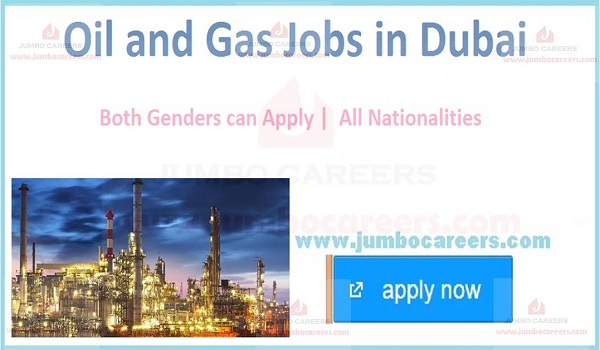 Oil and Gas Jobs in Dubai UAE September 2019