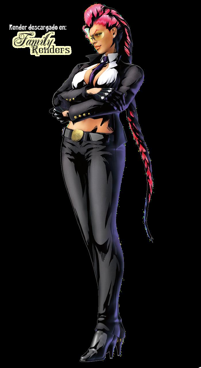 render Viper (Madame Hydra)