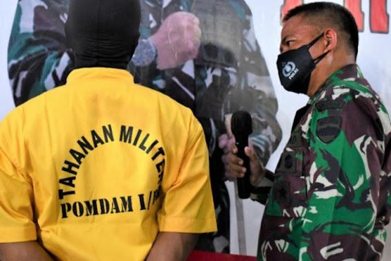 Pomdam I/BB ungkap empat oknum TNI AD terlibat pembunuhan wartawan