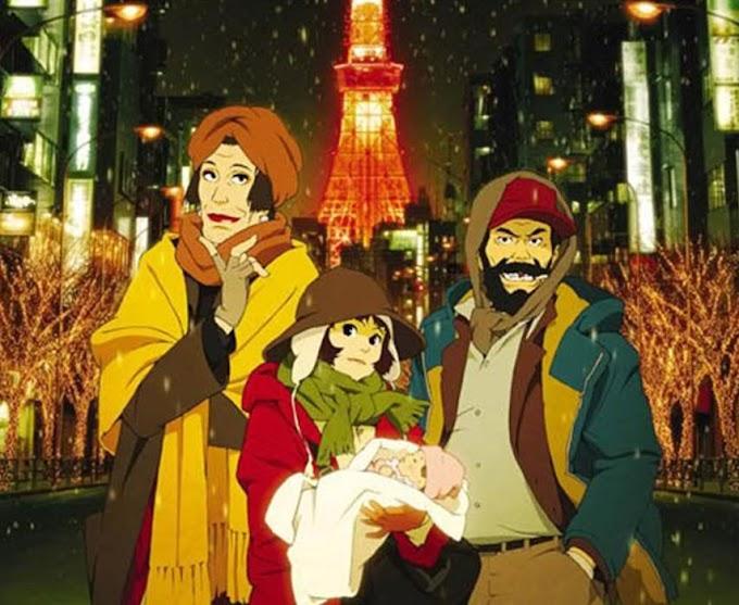 Tokyo Godfathers BD [MOvIE]
