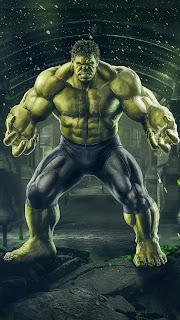 Hulk The Beast Mobile HD Wallpaper