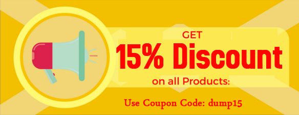 Get 15% Discount on CAT-540 Exam Questions To Pass In First Try: Dumpsout.com